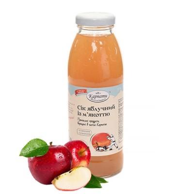 Сік яблучний 0.3л