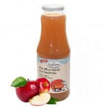 Сік яблучний 1л