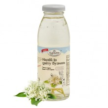 Напій з цвіту бузини 0.3л