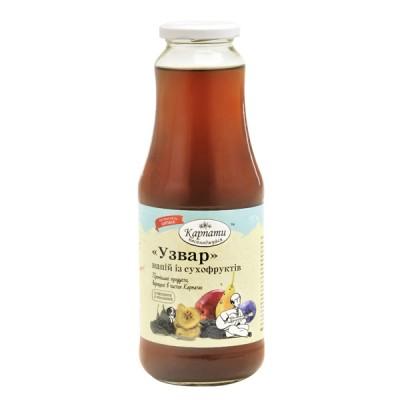 Узвар - напій із сухофруктів 1л