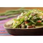 Салат з консервованою квасолею: прості і смачні рецепти