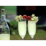Закарпатське шампанське з бузини.