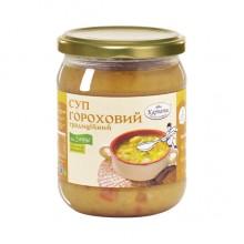 Суп гороховий традиційний